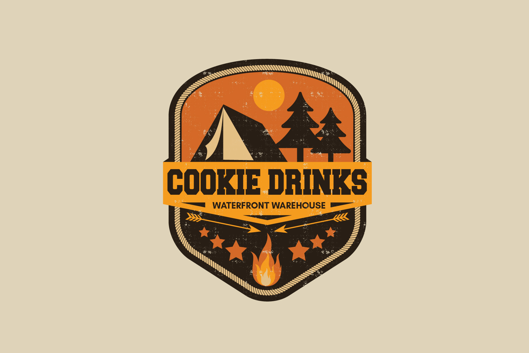Waterfront Warehouse Cookie Drinks 2021